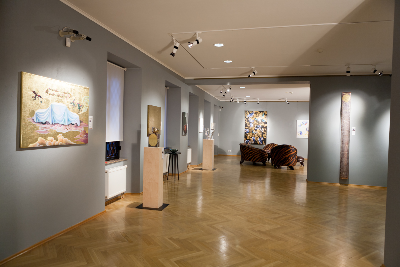 CE Private Sale installation view