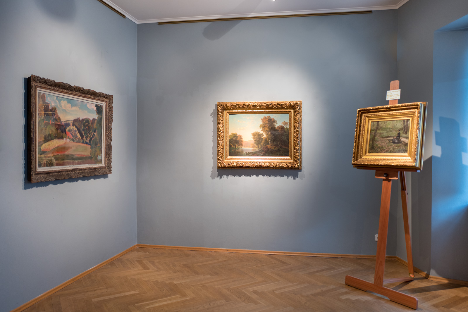 Installation view - MASTERS