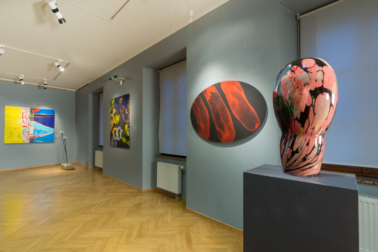 Installation view - Contemporary