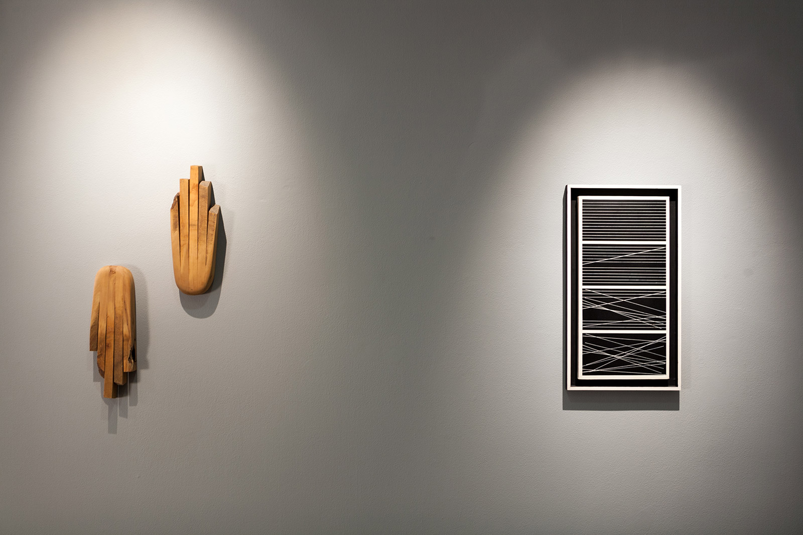 Installation view - Hilmar