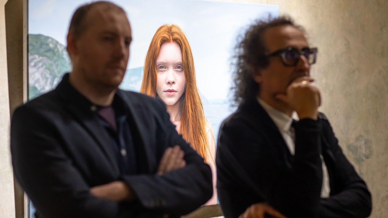 Jan Mikulka and Yigal Ozeri