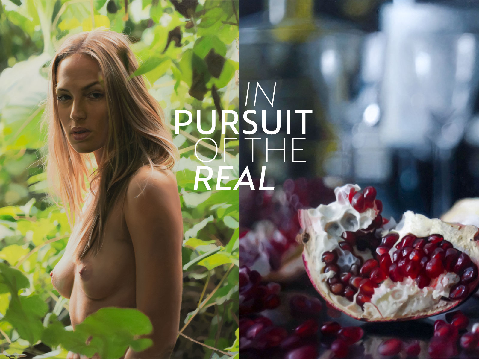 Yigal Ozeri & Jan Mikulka / In Pursuit of the Real exhibition will remain opened until 31/5 2019