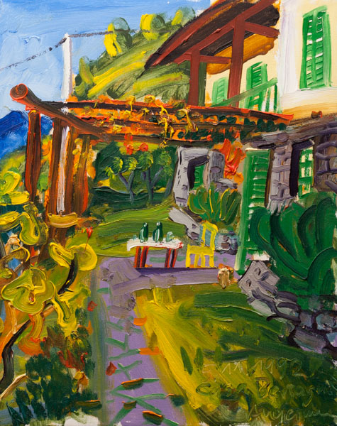 Casa Bertagnolla 2